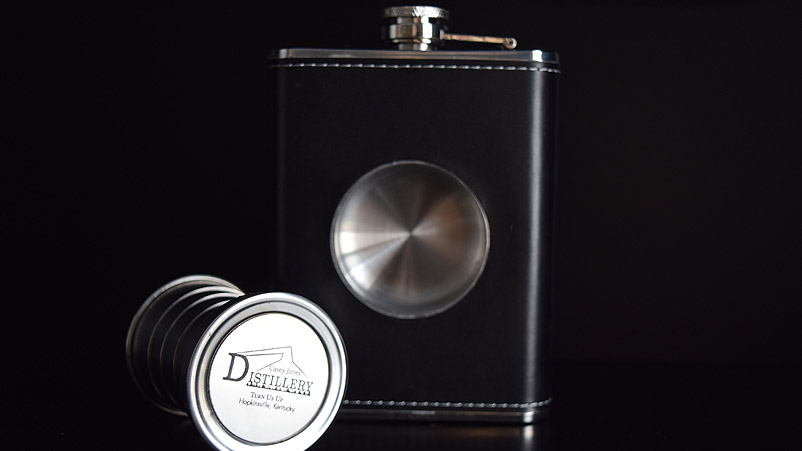 Our unique flasks make the perfect Christmas gift or stocking stuffer.