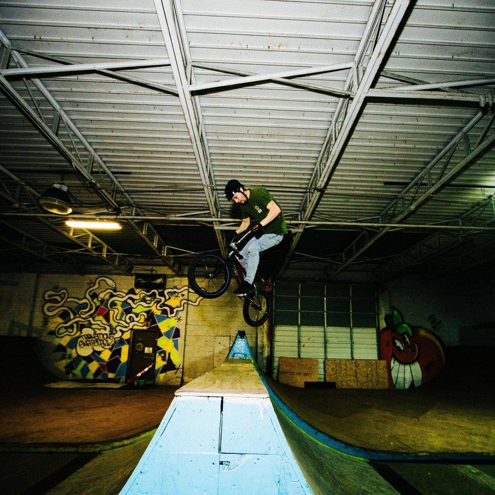 Transitions Skatepark -