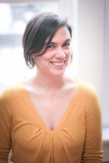 Janelle Hardy | The Secret Library | carolinedonahue.com