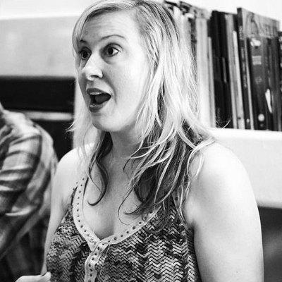 Erin Jourdan | Stunt Journalism | Secret Library Podcast | carolinedonahue.com