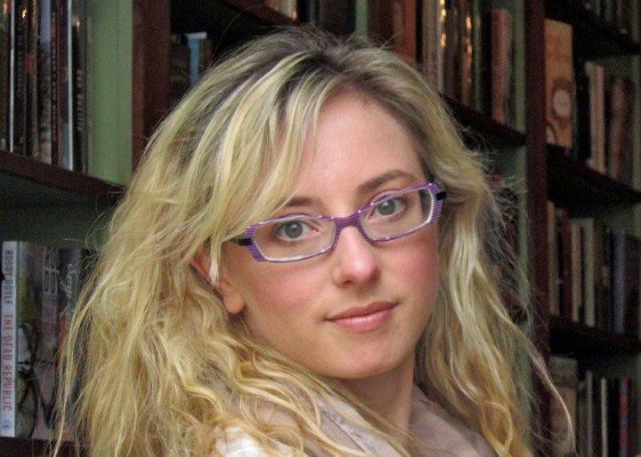 Terra Chalberg | Book Agent | Secret Library Podcast | carolinedonahue.com