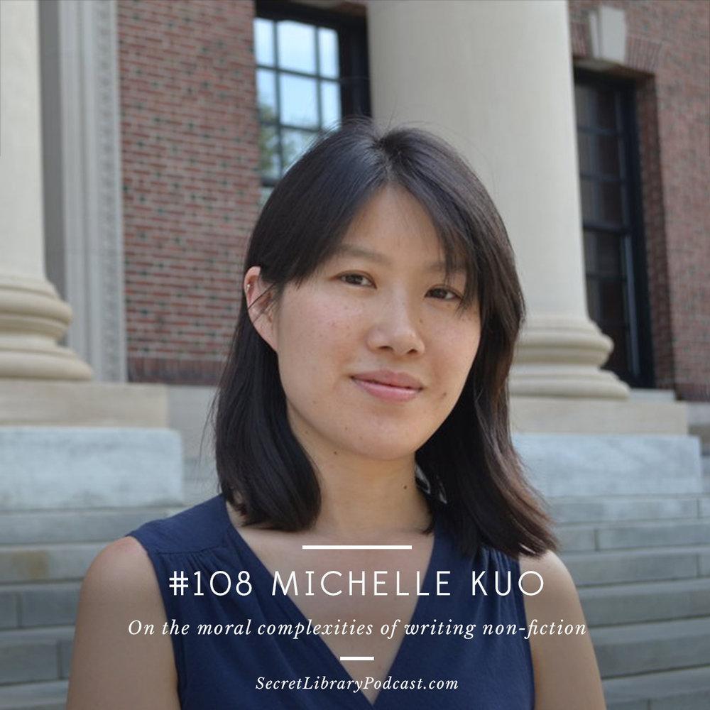 108 Michelle Kuo headshot