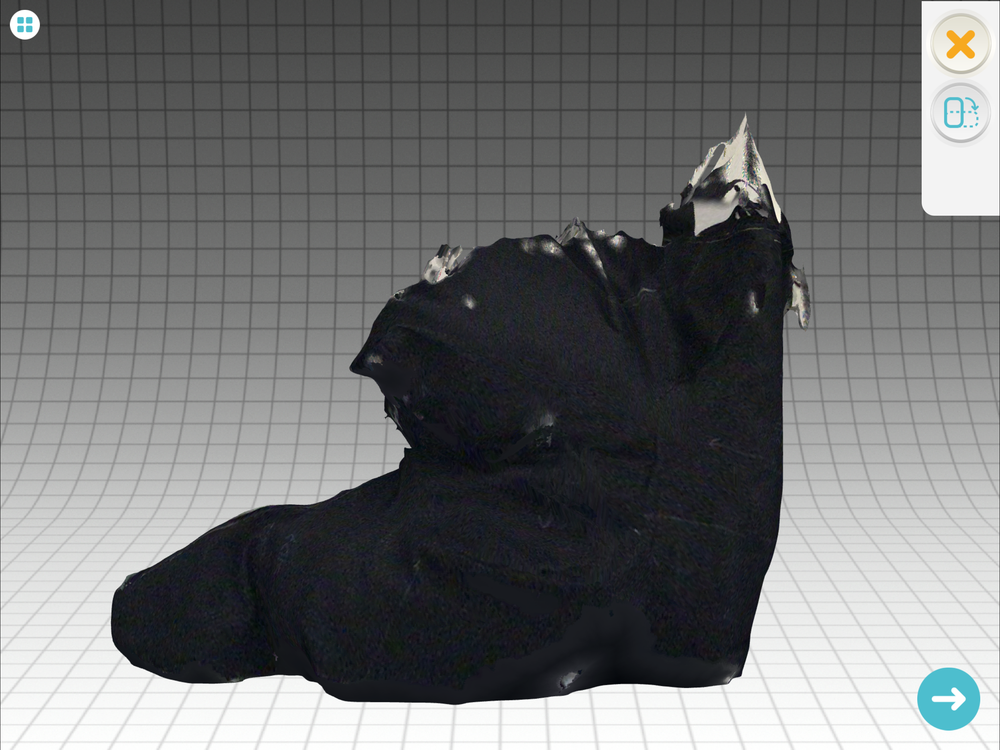 3D model refine