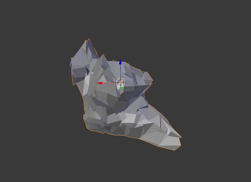 Remesh 3D model