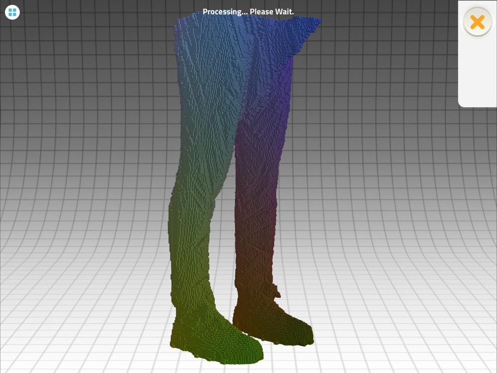 Research_digital fashion design workflow] — Y! Studio