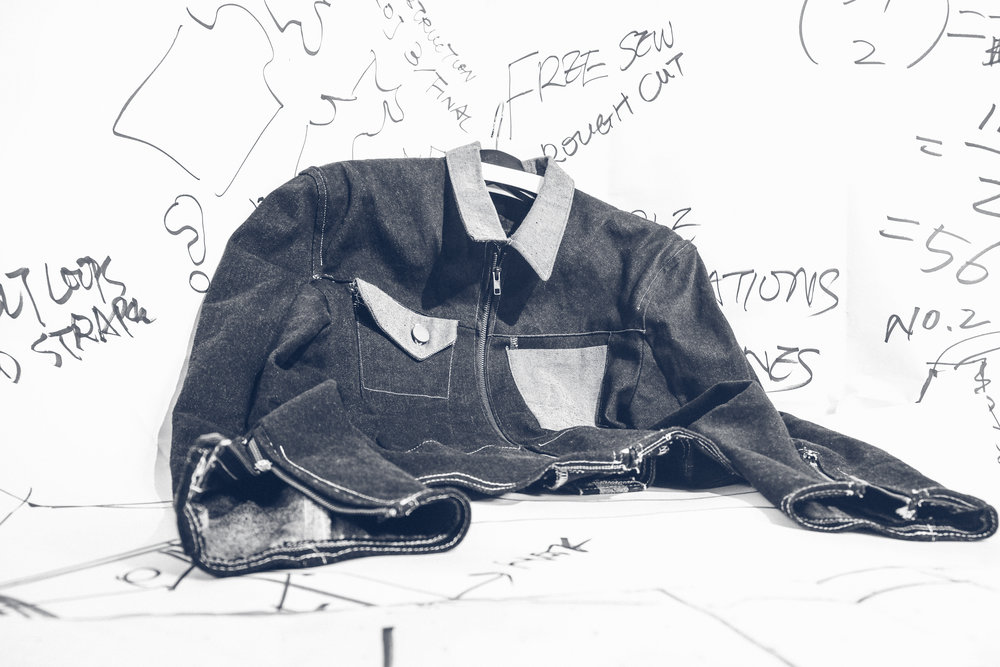 """The 2-week Jacket"" Front view_collapse"