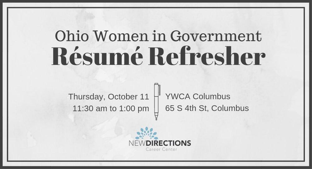 Events Ohio Women In Government