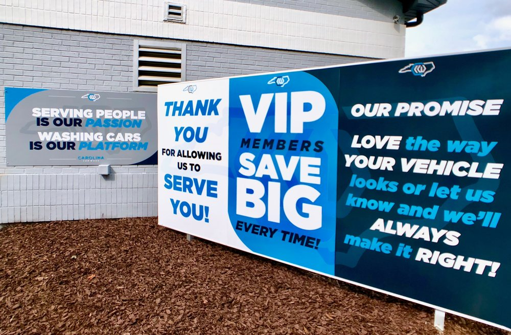 Our VIP Program - Our VIP program is our premier membership program. It's the simplest way to keep your car consistently clean… and save money along the way!