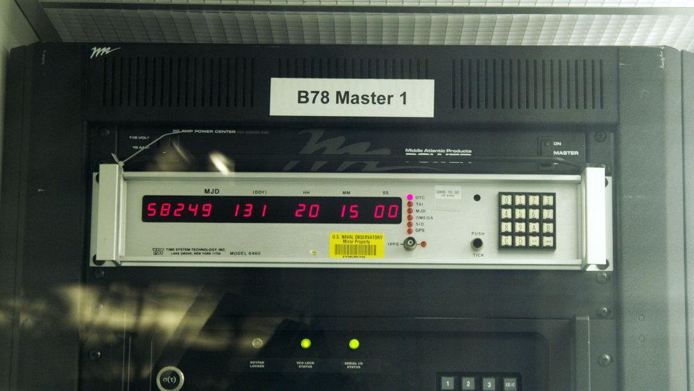Master Clock 1