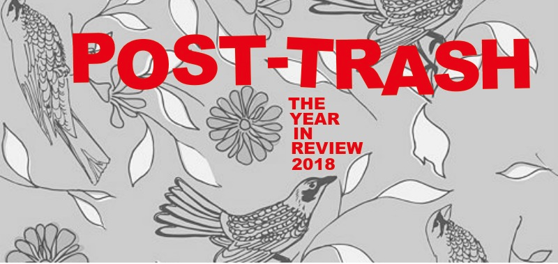 Post-Trash's Best of 2018 | The Year In Review - When we last heard from Calgary's Astral Swans, they had just released All My Favorite Singers Are Willie Nelson, one of our favorite albums of 2015. Three years later, Matthew Swann and his beautiful project are back with Strange Prison, a new full length produced by Scott Munro of Preoccupations. Lead single