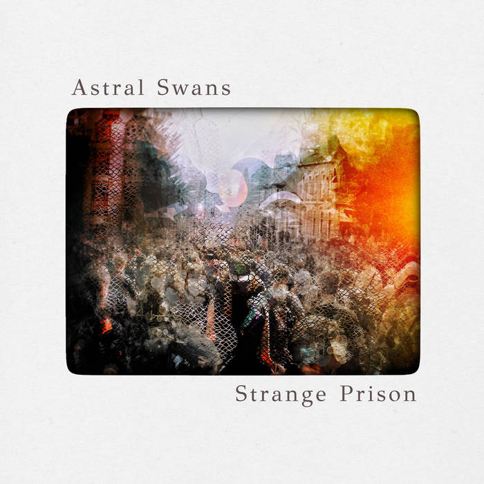 The Fire Note: Strange Prison - I have a new favourite Astral Swans now. - May 7, 2018 - If the first album was a home run, Strange Prison is a grand slam. My expectations were high, but somehow this LP exceeded those expectations. It is weirder, it is catchier, it is sadder, and it is even more psychedelic than the first LP. Matthew Swann has raised the bar on himself and the music he creates.