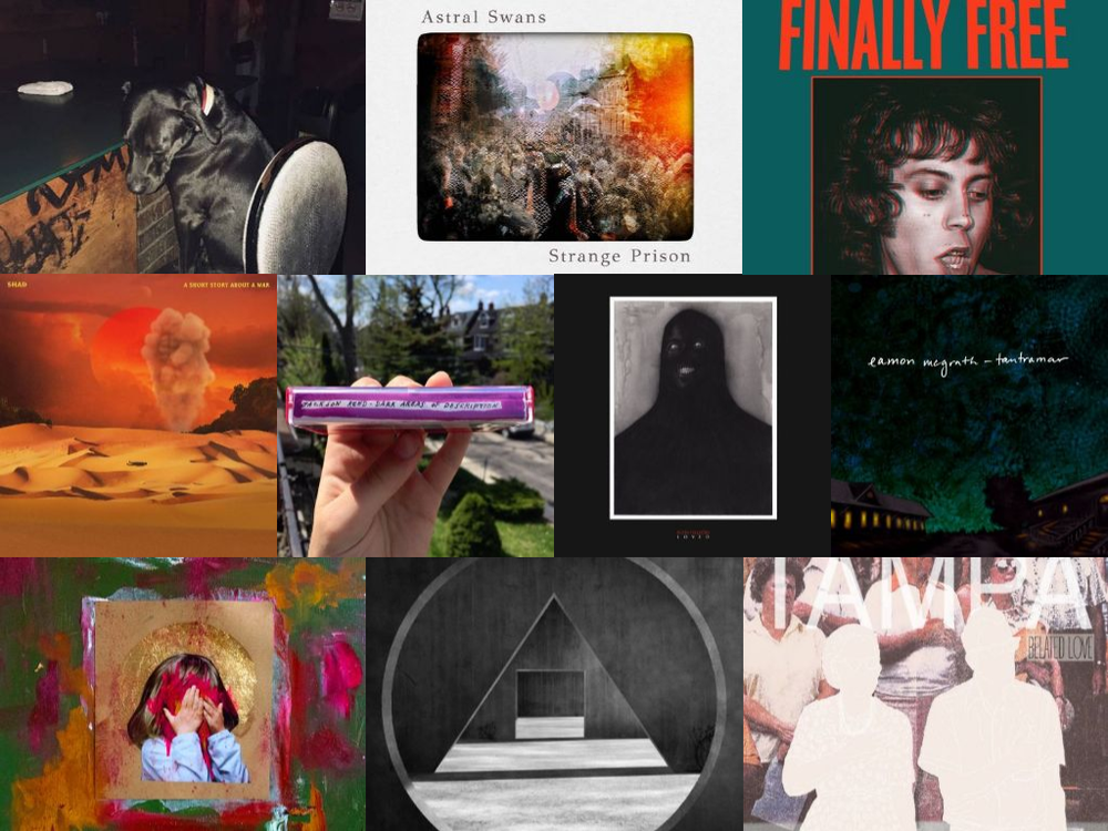 "Great Dark Wonder: Top Ten Album List - December 24 2018 - Between my two writing gigs and my own personal record collecting, I've probably listened to a hundred albums released this year. 2018 has been a year full of beautiful discoveries, and solid returns to greatness. I was quickly drawn to some, while others needed to steep in the pot of my brain for a bit before fully understood and enjoyed. Of great importance to me when listening is understanding the purpose of the art. The ""who,"" ""where"" or ""how"" is not as important as the ""why,"" and of course, the finished work of art"