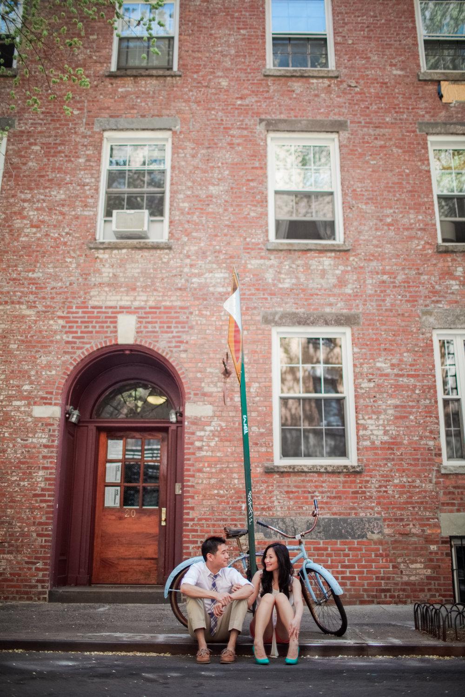 Jenny & Vincent - New York City