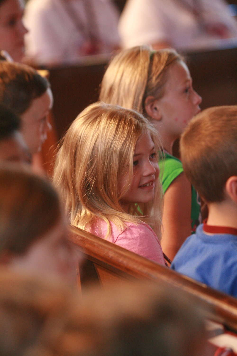 Our Mission - We seek to provide children with lifelong tools for creating, appreciating and sharing music, participating in worship, and leading productive lives in society through hands-on experiences.Learn More