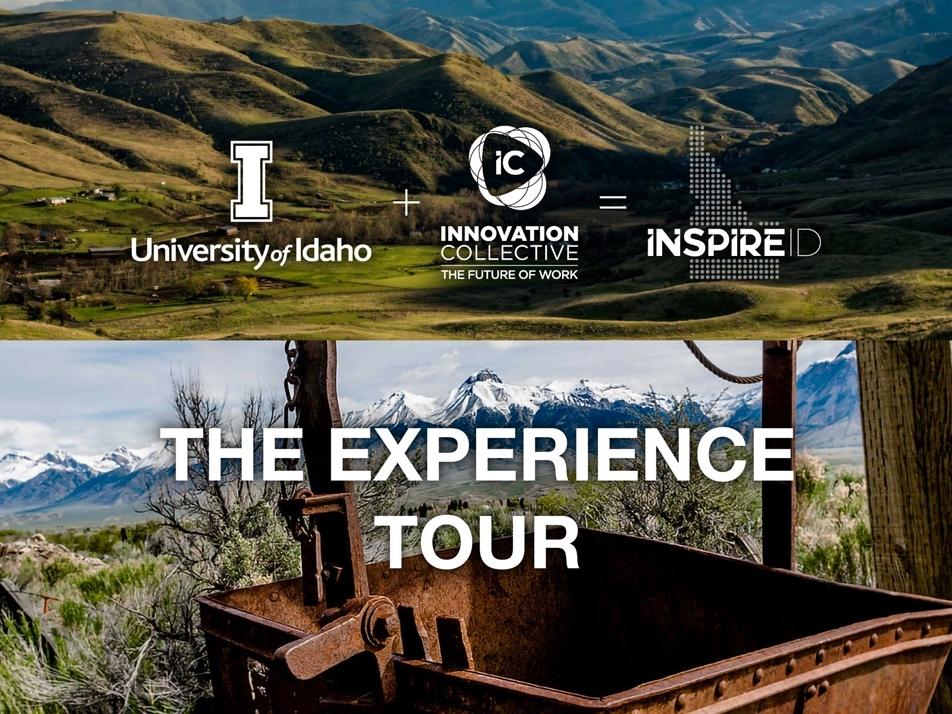 Idaho: Experience Tour - March 27-30 -- 20 cities across Idaho