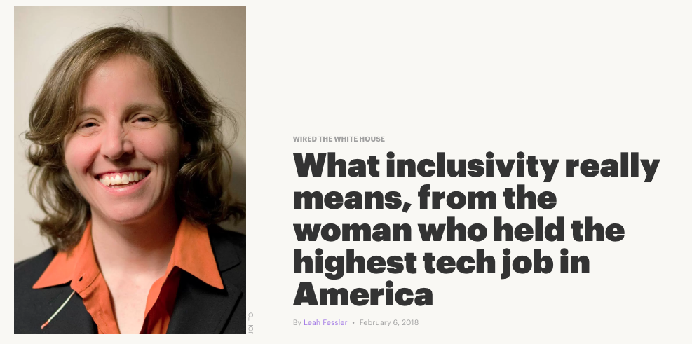 Quartz At Work's  How We'll Win: The Visionaries   Interview