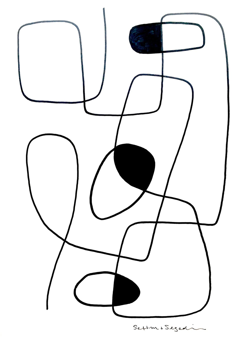 Ceaseless line