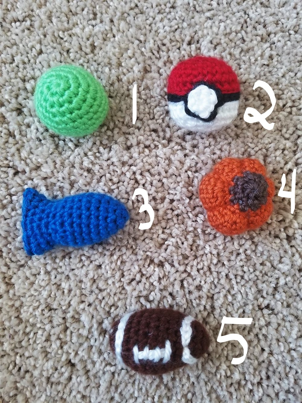 Catnip toy options