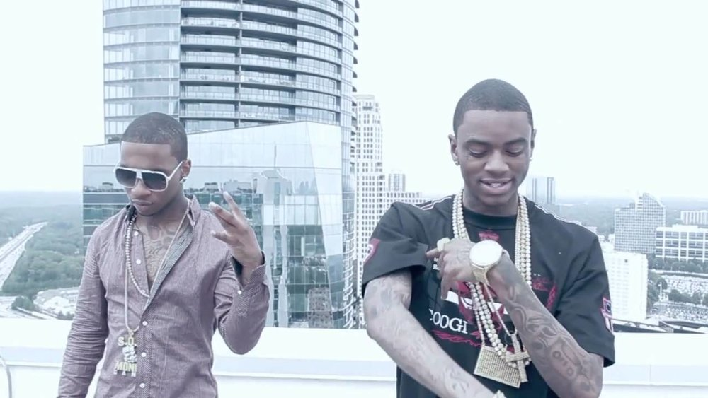Soulja Boy and Lil B, two rappers who signaled the start of rap's Internet Age, were huge inspirations to TOJU