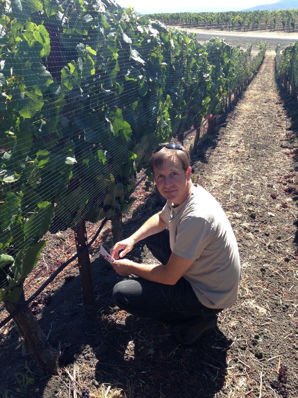Patrick Saboe - Winemaker