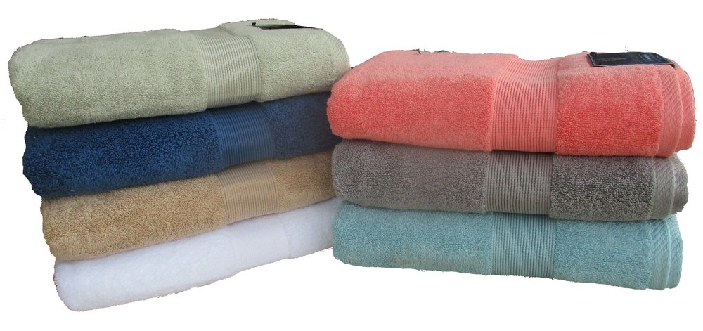 Double Ply Bath Towels