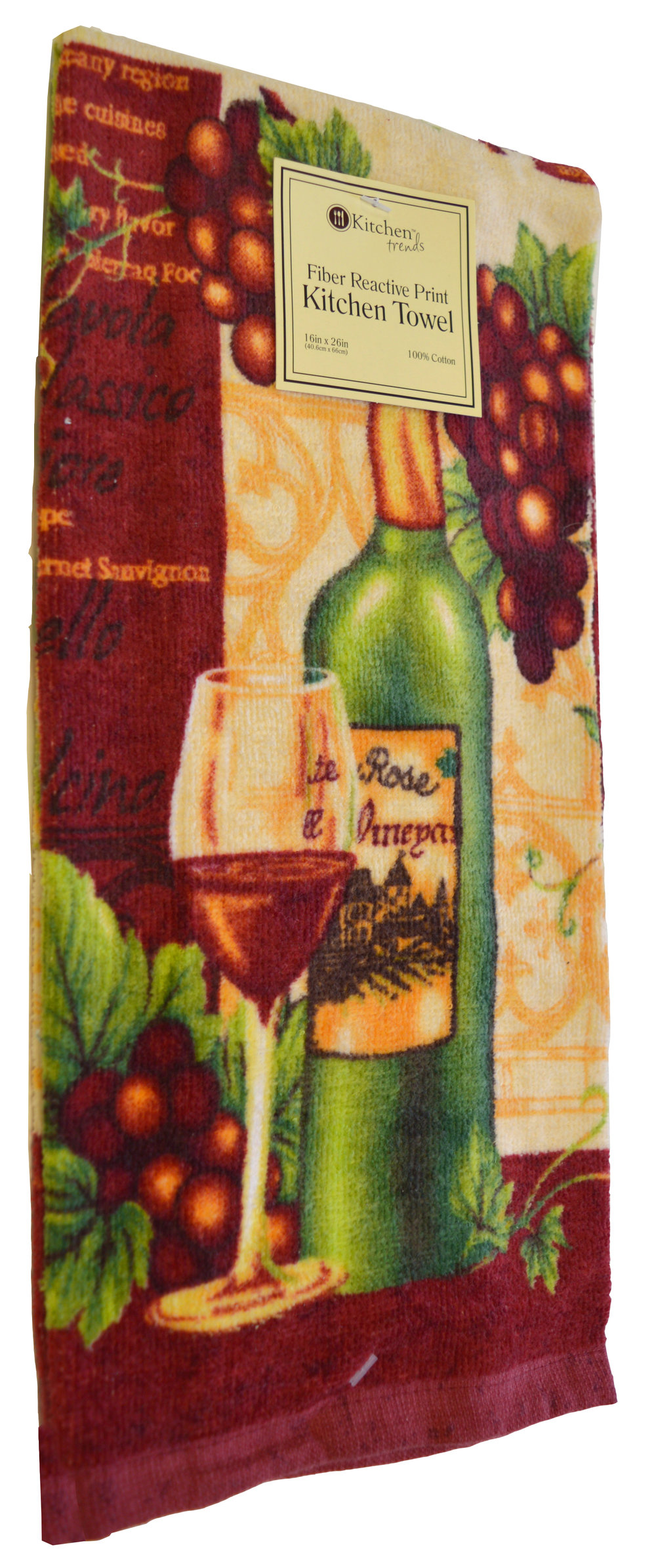 Print Core Kitchen Towels
