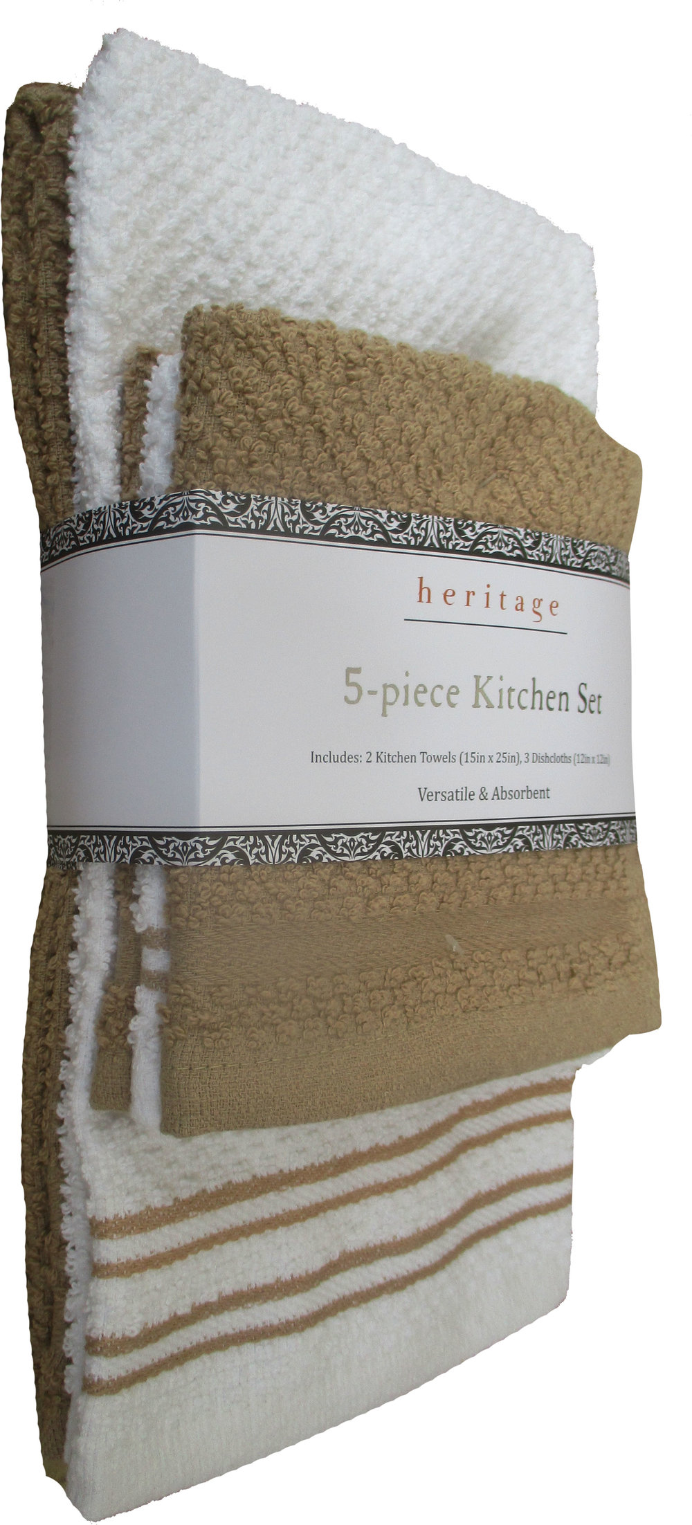 Kitchen Towel/Dishcloth Set