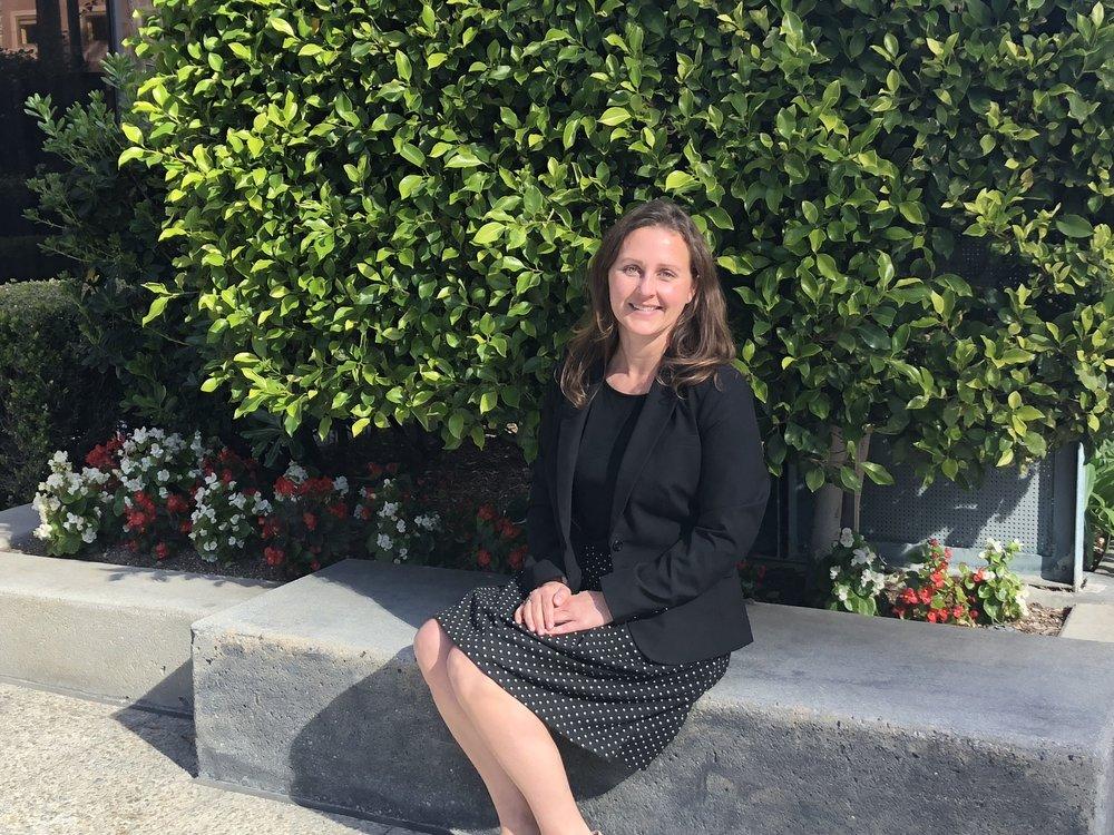 Erin Gardner, Administrative Assistant