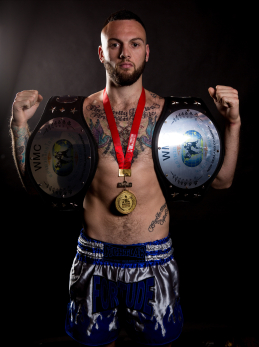 Zane Hopman - Zane has spent a decade practicing Muay Thai and has competed nationally and internationally on leading promotions as a professional Thai Boxer and Boxer. Zane has earned titles nationally and internationally in Muay Thai.Earning domestic WMC North Island and New Zealand national Cruiserweight titles. At the 2014 IFMA World Champs he won Gold in the heavyweight division defeating experienced fighters from Kazakhstan, Germany and France. Zane has a passion for competitive fighters and brings a wealth of technical knowledge and experience to the club as a trainer.Zane is eager to see the regions youth develop through the martial arts path ways and to see Wairarapa produce high level martial artists.