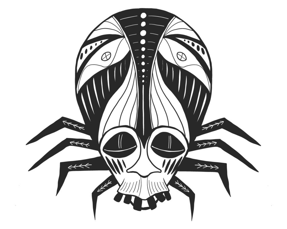 Spide Mask