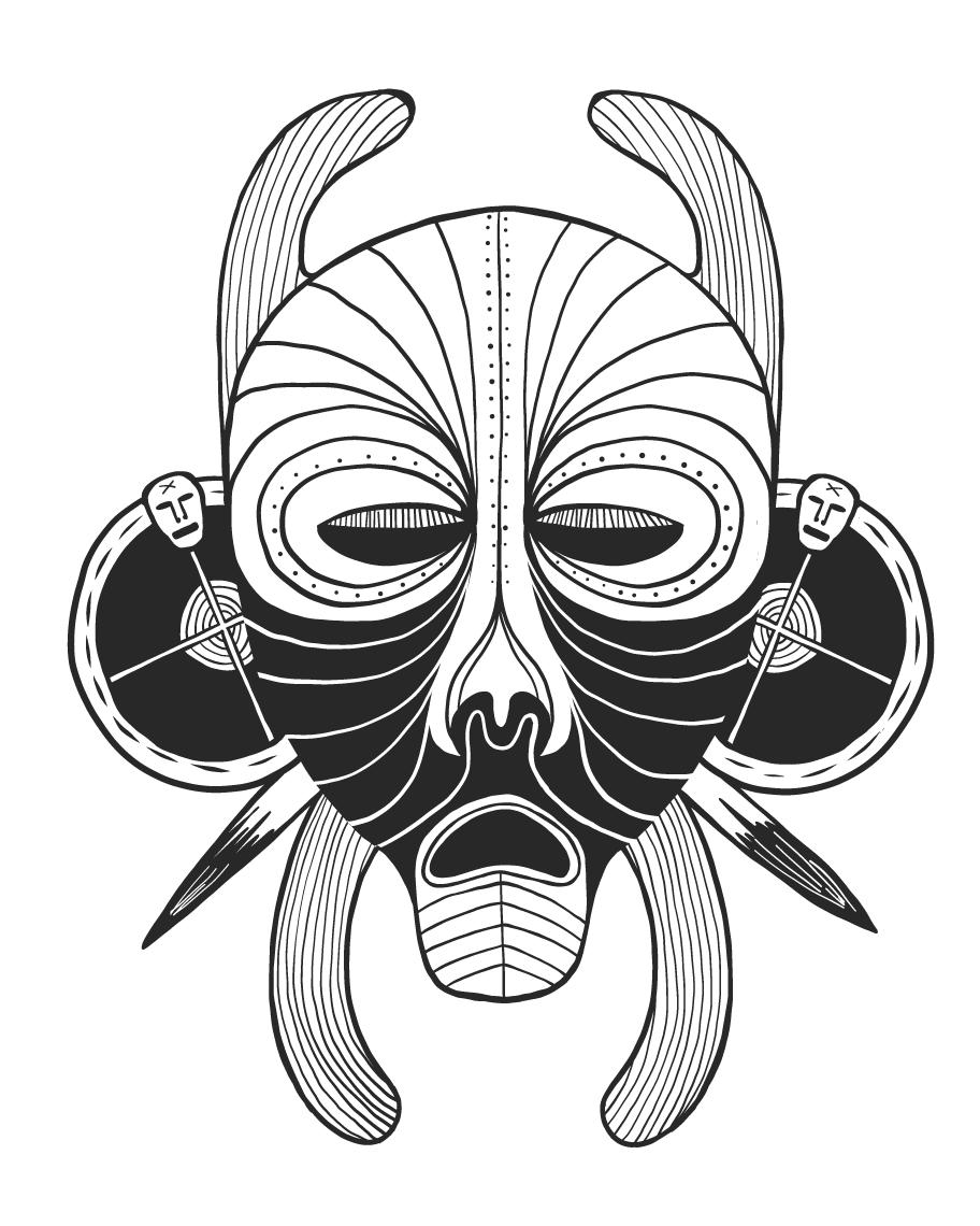 Spiky Mask
