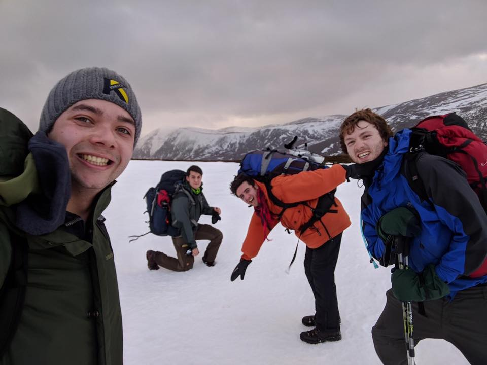 Cairngorms January Expedition -