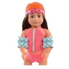 Dukketøj og andet småt tilbehør! Der er ikke det, der ikke findes til dukkerne i tøj. Udvalget er kæmpe! husk dog at være opmærksom på, hvad str. dukke dit barn har.