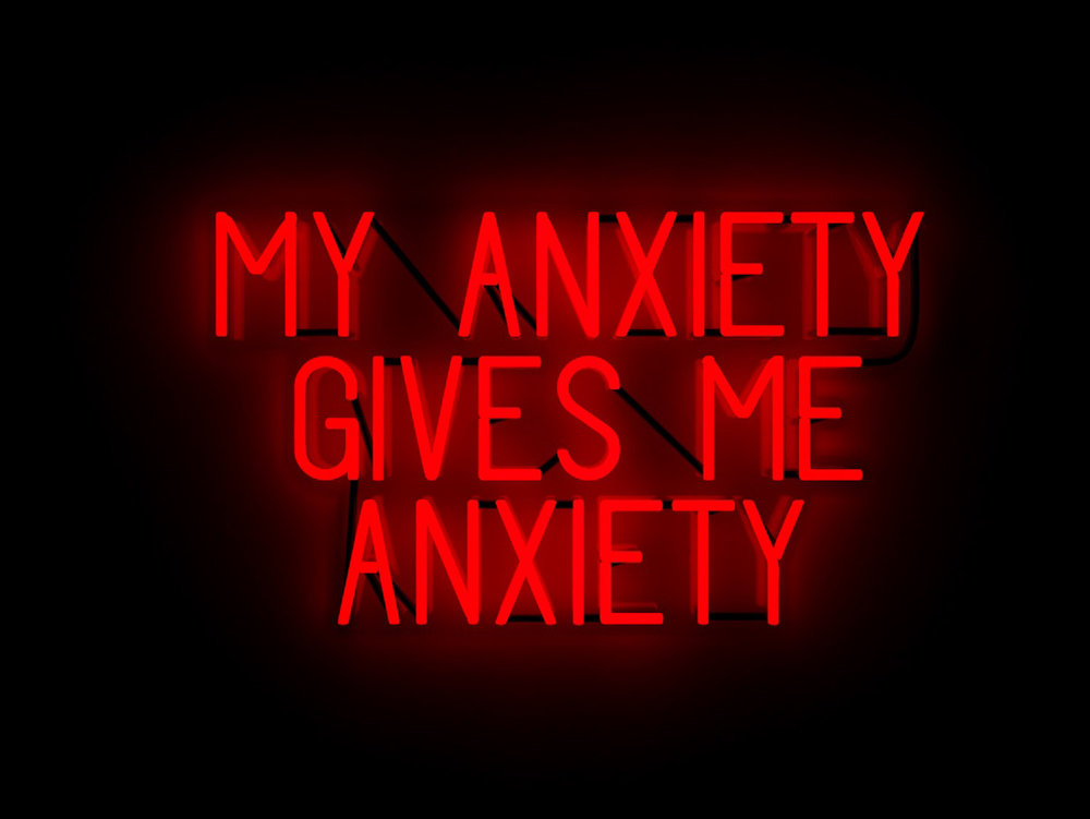 My Anxiety Gives Me Anxiety