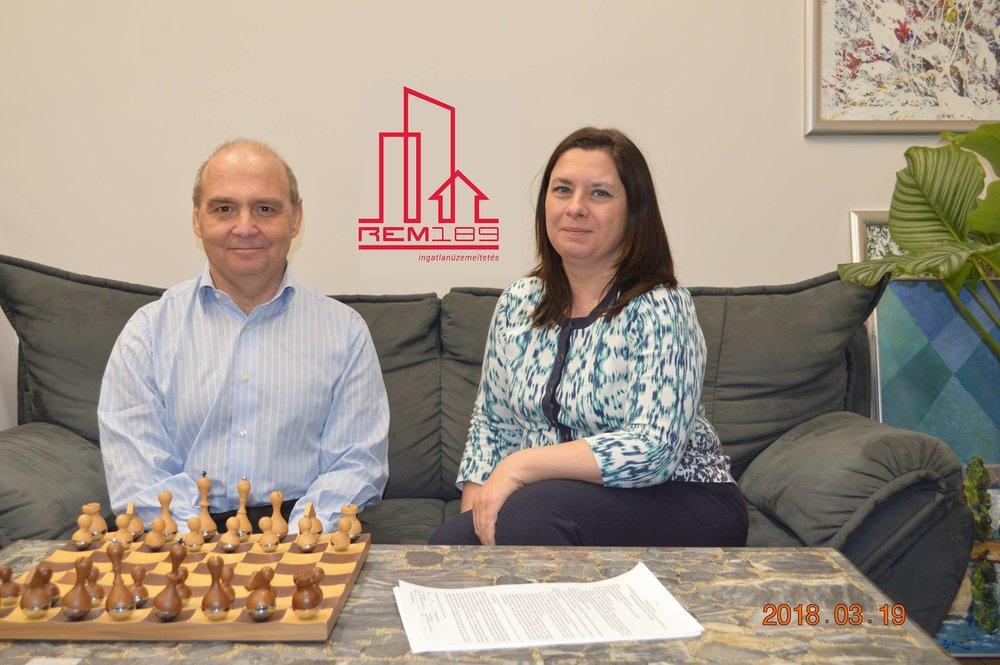 Ügyfeleink sikere… - Saját erőnkből nem tudtuk volna elérni a családi cégünk kiugróan gyors növekedését Mari és András coaching és mentoring tevékenysége nélkül. / Bakonyi Árpád és Bakonyi Anita