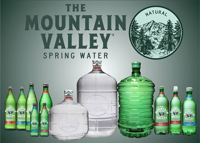 Sodium free, naturally alkaline and refreshingly pure Mountain Valley Spring Water from the Ouachita Mountains. Call today for free home & office delivery. #westpalmbeach #palmbeach #naturalspringwater #wateringlass #alkalinewater #bishopswater #mountainvalleyspringwater