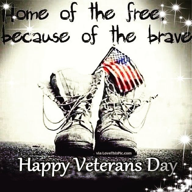 Thank you to all who have served & are still serving for our freedom!! Happy Veterans Day!! #usa #freedomisntfree #veteransday #westpalmbeach #palmbeach