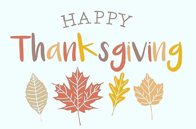 Happy Thanksgiving to you and yours!! #thanksgiving #thankful #grateful