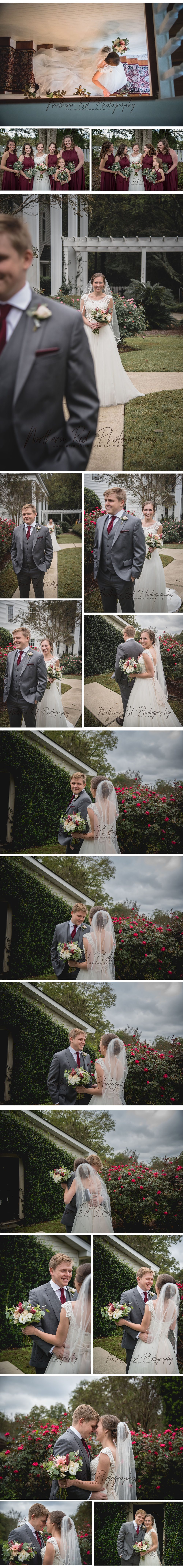 Aiken Wedding Photographer NorthernRedPhotography