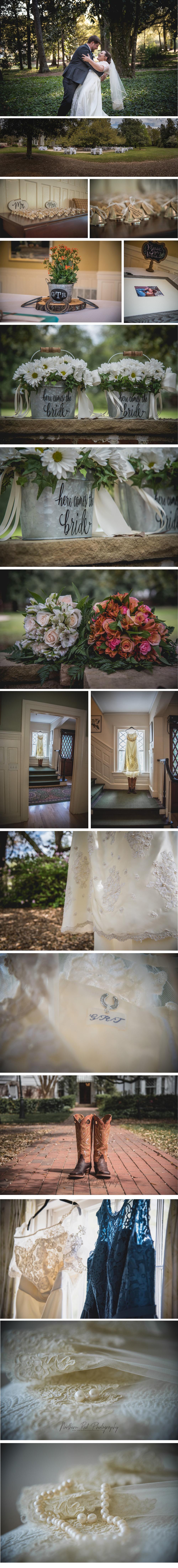 Hopelands Gardens Wedding Photographer Aiken South Carolina