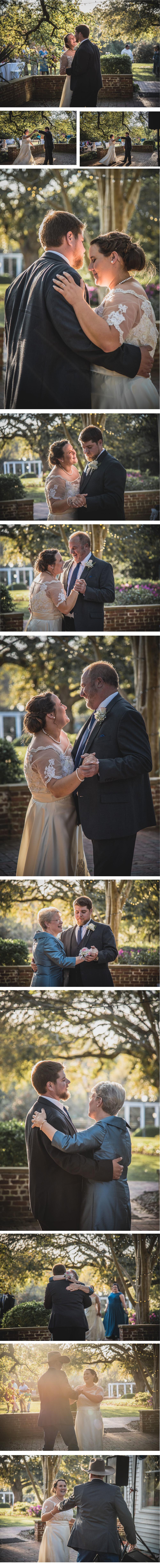 Hopelands Gardens Wedding Photographer Aiken South Carolina Wedding Venue