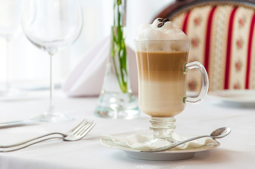 Tasty Pumpkin Spice Latte - 3 tbsp coconut milk1 ½ tsp pumpkin pie spice (or cinnamon)¼ tsp vanilla extract1 tbsp pumpkin puree½ tsp maple syrup (optional)1 cup coffee (decaf if preferred)Instructions:Add all ingredients to a blender and blend until creamy.Serve & enjoy!