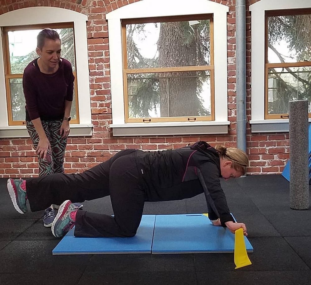Individualized programs to help your body move with less pain and more strength.