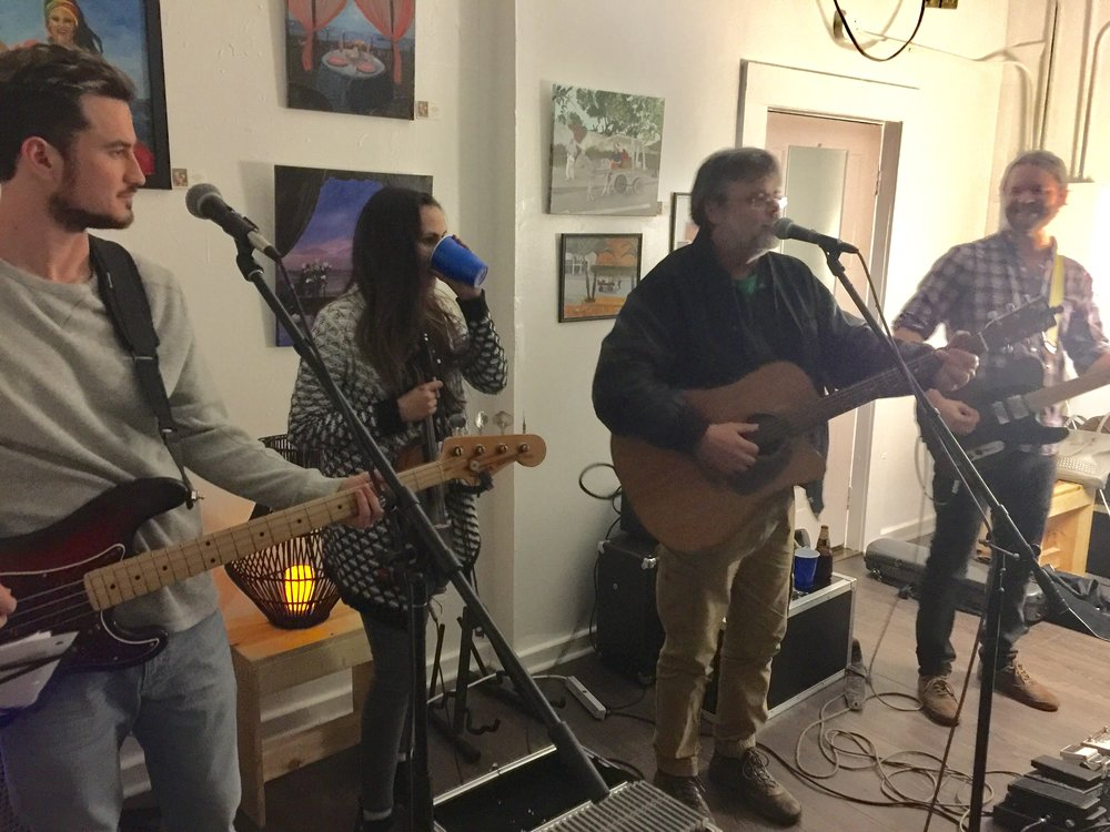 Recent musical event