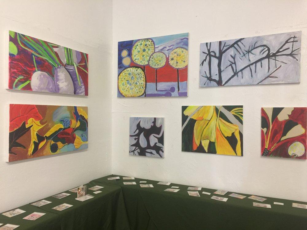 Paintings by Martha Savage