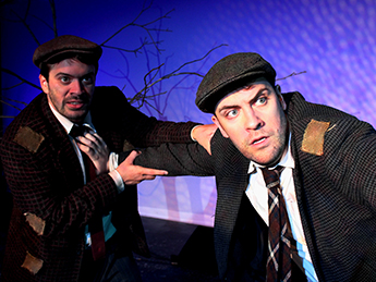 OCTOBER 2–3, 2015  Waiting for Godot  By Samuel Beckett Directed by Leonard Motsinger