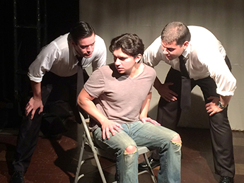 September 26–27, 2014  The Pillowman  By Martin McDonagh Directed by Ilana Landecker