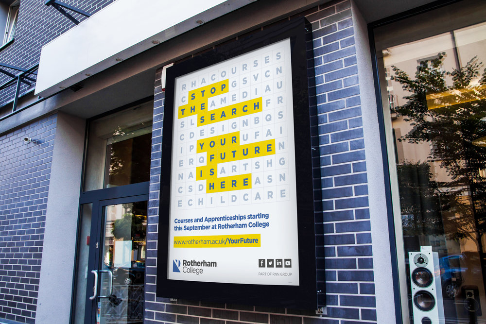 Advertising Campaign - Graphic Design Sheffield