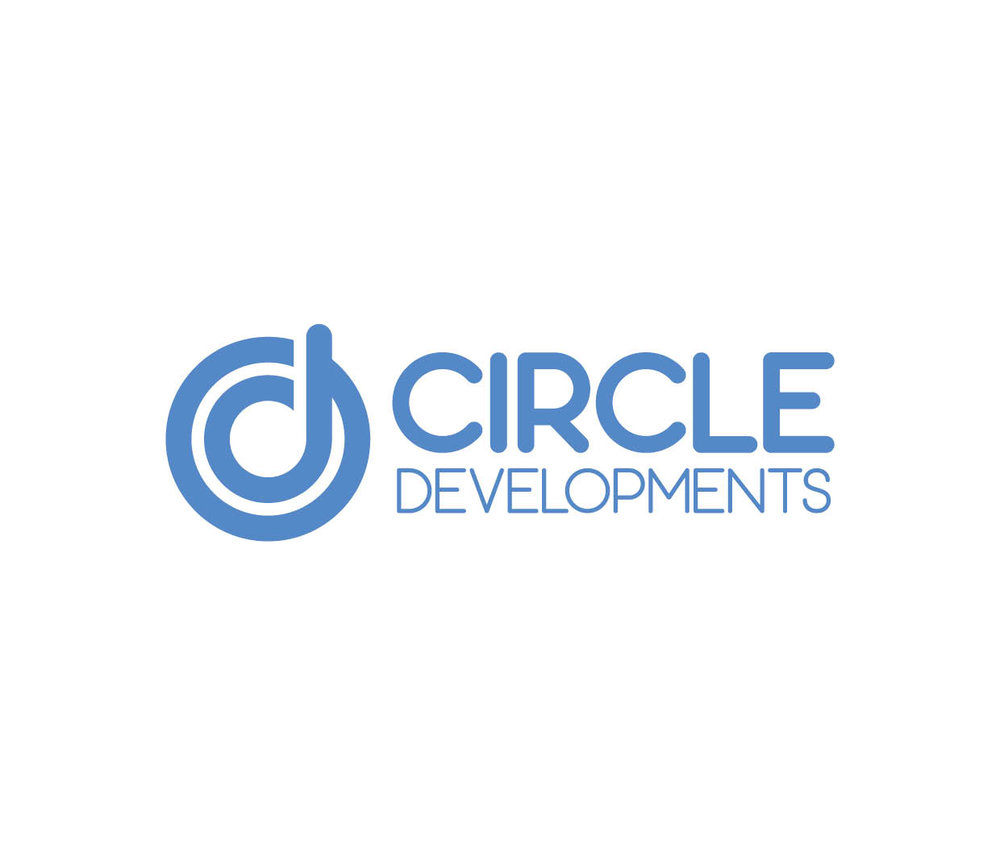 Circle Developments - Branding Development - Logo Design - Graphic Design Sheffield