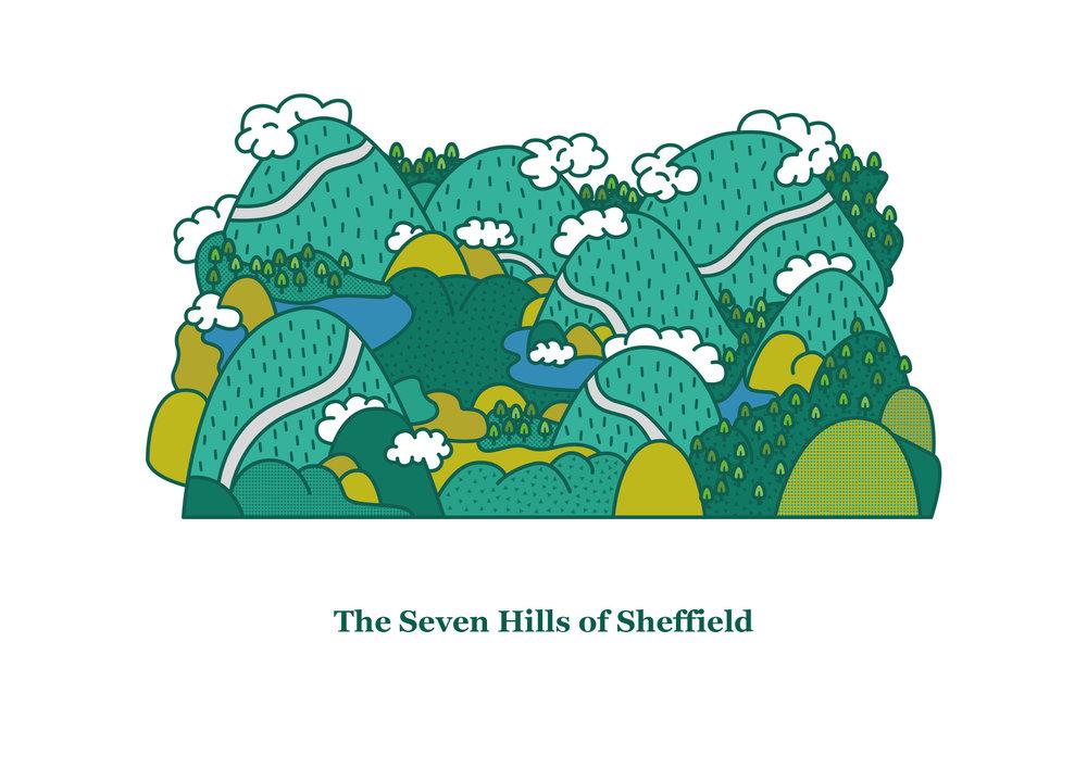Seven Hills of Sheffield